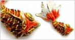 Cloisonnes - Goldfishes