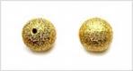 Stardust Brass Beads