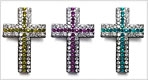 Rhinestones Crosses