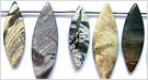 Jasper - Silver Leaf
