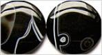 Onyx - Black Striped (Sardonyx)