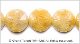 Ambronite (Yellow Jade)
