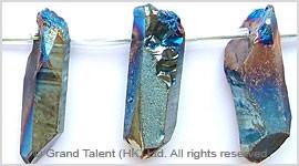 Green Blue Rock Crystal