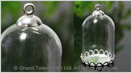 Glass Cloche Pendant