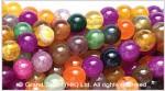 Multi-color Fire Agate