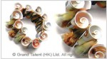 Everlasting Curly Shell Bracelet