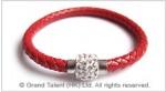 Genuine Leather Rope Bracelet