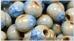 Antique Porcelain Bead