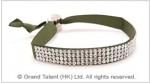 Crystal Ribbon Bracelet
