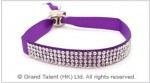 Crystal Ribbon Bracelet