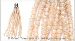 Crystal Beaded Tassel