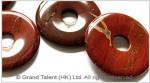 Red Jasper Donut