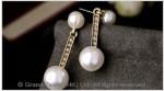 Pearls Stud Earrings
