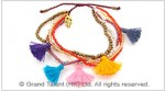 Multi Layers Tassel Bracelet