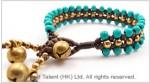 Greenish Blue Turquoise Bracelet