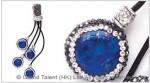 Lapis Lazuli Crystals Tassel