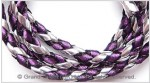 Leatherette & Nylon Braided Rope