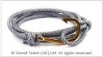 Paracord Hook Bracelet