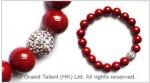Shamballa Elastic Bracelet
