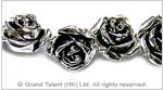 Sterling Silver Rose