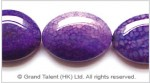Violet Fire Agate