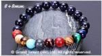Galaxy Gemstone Bracelet