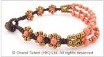 Pink Turquoise Bracelet