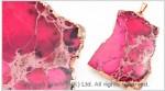 Fuchsia Impression Jasper Pendant