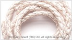 Leatherette Braided Rope
