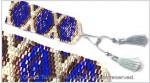 Miyuki Beads Tassel Bracelet