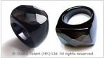 Multi Black Onyx Ring